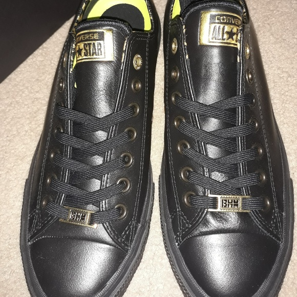 NIB Converse Black History Month Edition Sneakers NWT